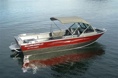 alumaweld boat models research alumaweld boats intruder inboard 22 v8 on