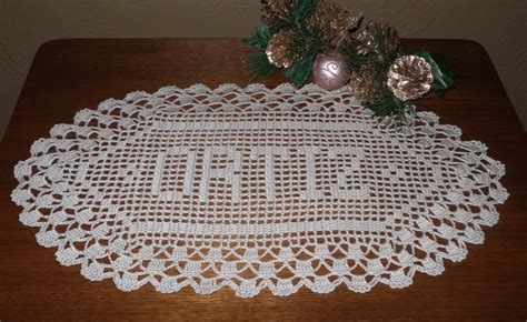 name doily pattern free crochet patterns for name doilies traitoro for