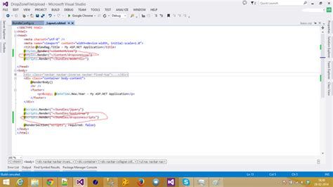 mvc layout javascript file upload in asp net mvc using dropzone js and html5