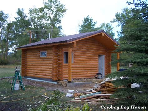 21 stunning small log cabins plans home building plans
