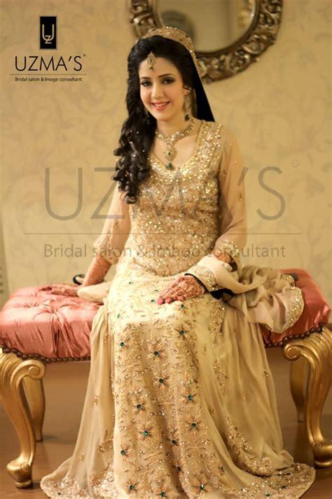 Bridle Dress by Bridal Lehenga Designs 2017 Bridal
