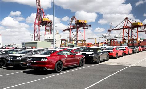 ford mustang 2015 dealers 2015 mustangs will arrive at dealers autos post