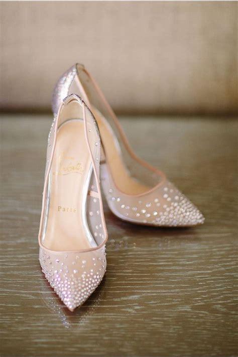 Wedding Shoes Louboutin by Christian Louboutin Bridal Shoes Bliss