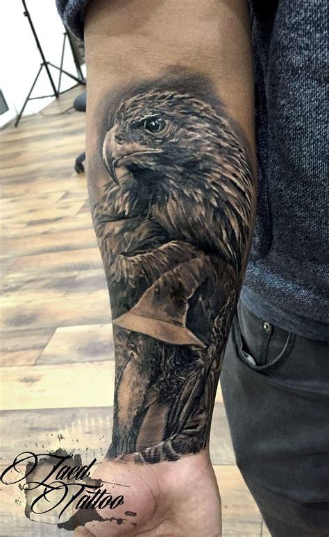gandalf tattoo my gandalf and gwaihir lotr
