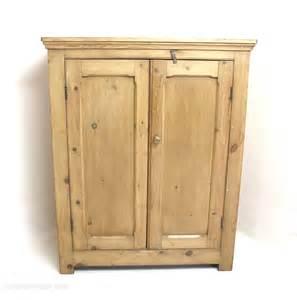 Pine Cupboards 2 door pine cupboard antiques atlas