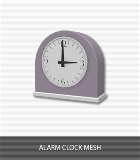 living dead s bedroom alarm clock