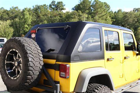 hatchback jeep wrangler jku w promaxx fastback hardtop trinity motorsports