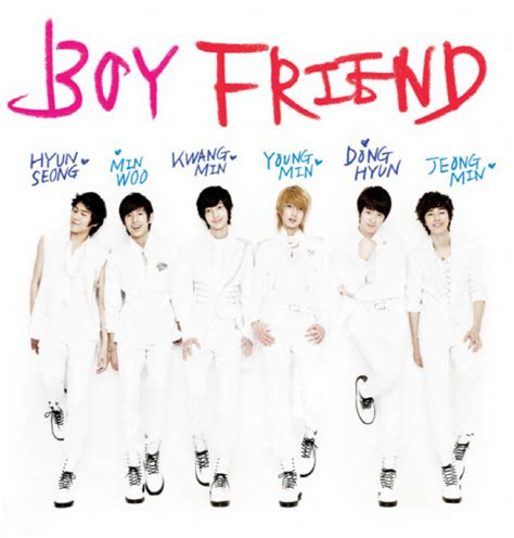 for boyfriend member profiles boyfriend korean band