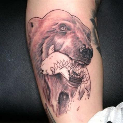 polar bear tattoos 1000 images about all saints on