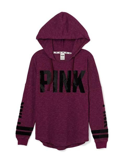 Make Screet Jacket Hoodie bling varsity hoodie pink s secret vs pink bling hoodie and