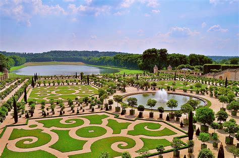 i giardini di versailles world beautifull places richest city of versailles