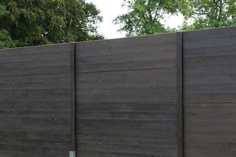 Cloture Beton Imitation Bois Tarif 2524 by Pose D Une Cl 244 Ture En B 233 Ton Et Prix De Plaque De B 233 Ton