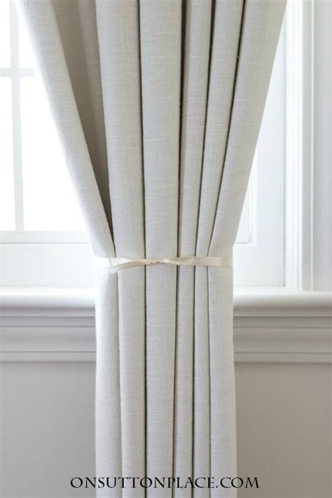 tips for hanging curtains how to get wrinkles out of curtains while hanging