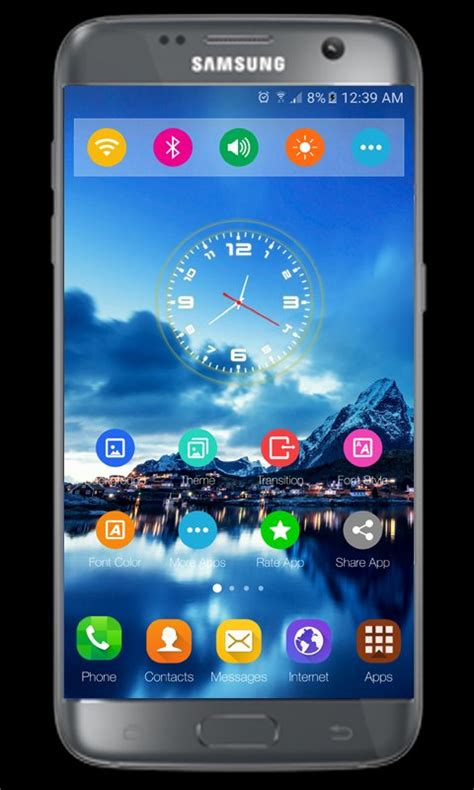 galaxy apps apk launcher note 5 galaxy apk free personalization app for android apkpure