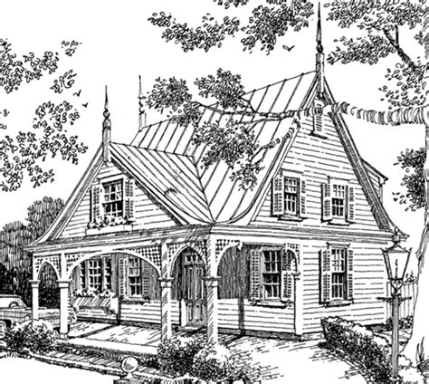 victorian cottage plans southern living house plans victorian house plans