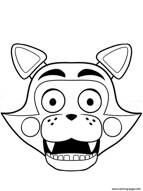 Five Nights At Freddy S Printables