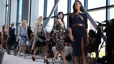 Ny Fashion Week by The Michael Kors Show Live From New York Fashion