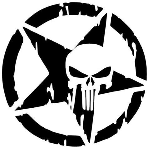Punisher Stickers