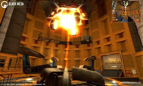 mod game half life 1 1 christmas media update news black mesa mod for half life