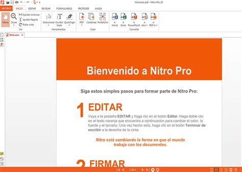 convertir serie de imagenes a pdf c 243 mo convertir pdf a ppt pptx con nitro pro