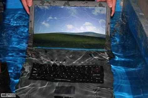 Hp Sony Underwater waterproof laptop xcitefun net
