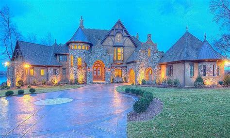 country estate house plans grand french country estate house plan 93077el