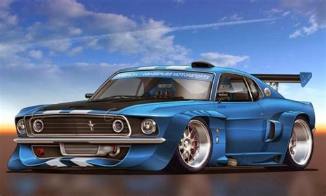car wallpaper b q blue ford mustang concept sports car wallpaper hd sport