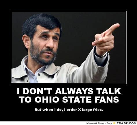 Funny Ohio State Memes - ohio state michigan memes