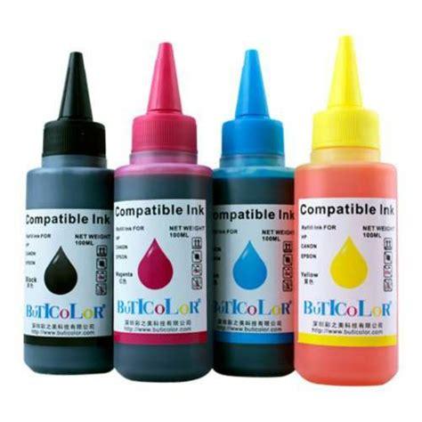 D Ink Tinta 100 Ml Biru tinta para canon epson hp 100ml premium 100 00