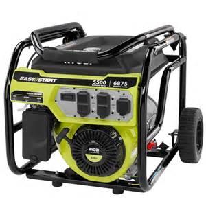 home depot generators chion power equipment 1 200 watt 1 500 watt recoil