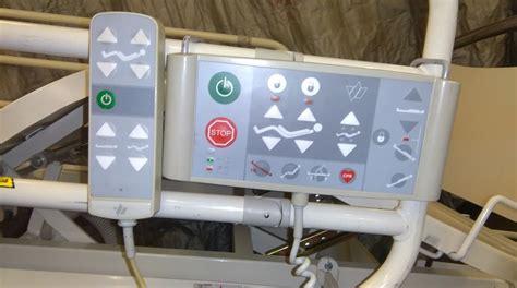 linet eleganza  standard electric hospital bed