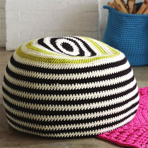 crochet pattern for bean bag chair 17 best images about crochet pillow on pinterest cute