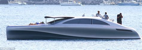 mercedes yacht mercedes arrow 460 granturismo motor yacht spotted in