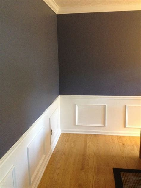 Bathroom Paints Ideas wainscoting and judges paneling