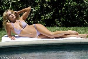 One Room Challenge taylor armstrong shows off her fantastic figure as she