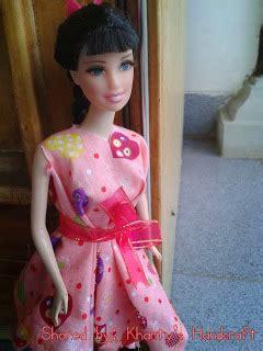 tutorial dandan seperti barbie cara mudah membuat baju barbie tutorial