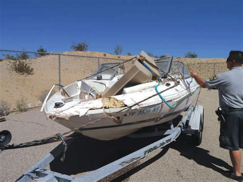 boating accident in arizona investigators suspect alcohol a factor in lake havasu boat