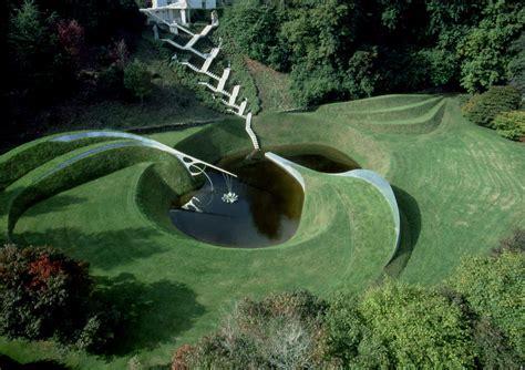 Jlos Nursery Snakeskin And More Mound by Charles Jencks