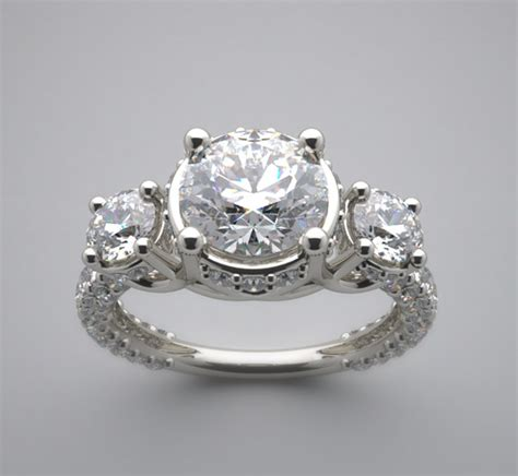 ring settings antique engagement ring settings platinum