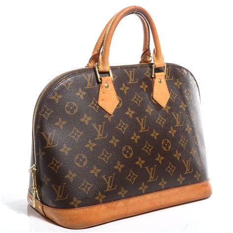 louis vuitton monogram alma pm louis vuitton monogram alma pm 70292