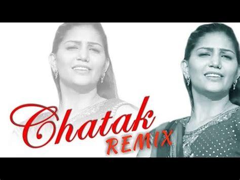 sapna choudhary dj chetak sapna choudhary new song remix dj asif by