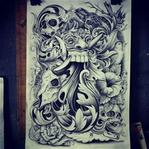 barong ket tattoo 145 best images about tattoo on pinterest balinese bali