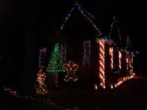 gingerbread house christmas lights tis the season