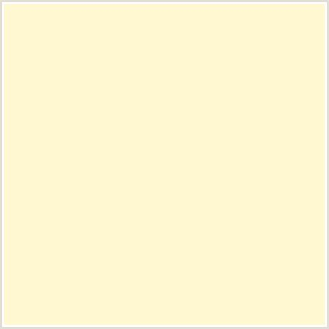 what color is fff fff8d1 hex color rgb 255 248 209 baja white yellow