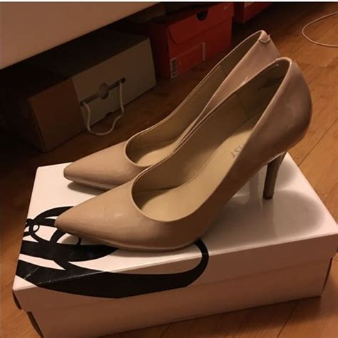 comfortable nude heels pointed nude heels and white maxi dress very comfortable