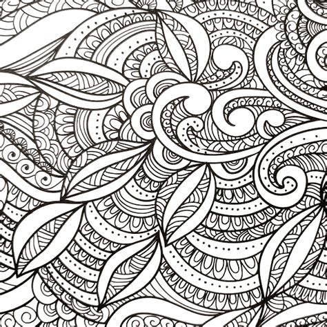 pattern watercoloring book for adults adult coloring book everyone loves coloring patterns