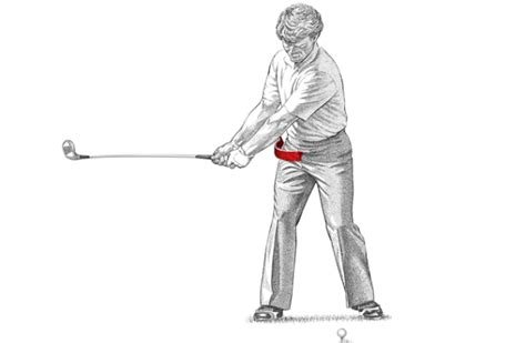 proper hip rotation in golf swing new hshire golf association news