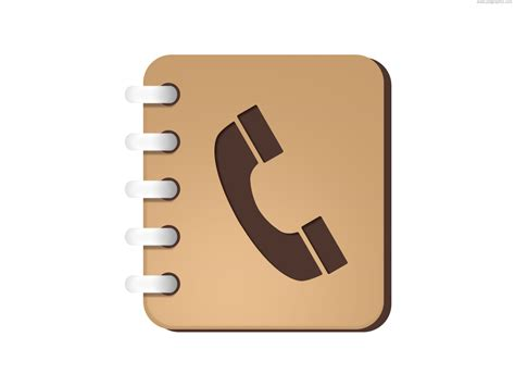 phone book pictures phone book icon psd psdgraphics