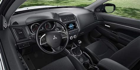 mitsubishi asx inside 2016 mitsubishi asx review price specs facelift best
