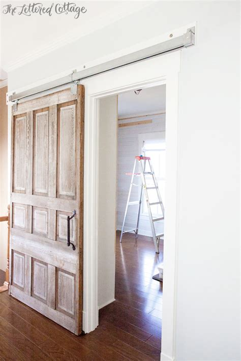 pocket barn door 5 ways to make small doors feel bigger tidbits twine